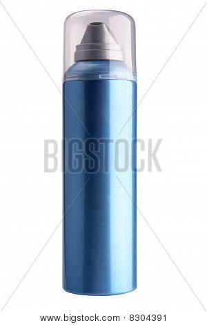 Dark Blue Aerosol