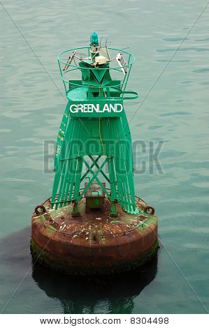 Greenland Buoy