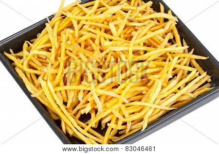 Crispy Fried Sweet Potato Stick