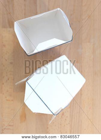 Takeaway Box