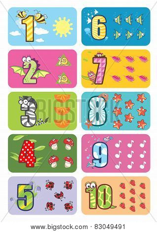 Baby numbers