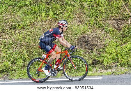 The Cyclist Sylvain Chavanel