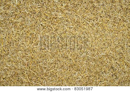 Crushed Wheat Straw
