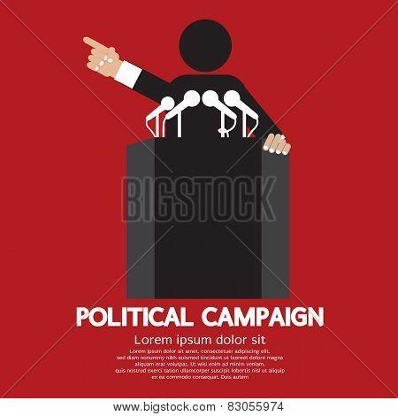 Political Campaign.