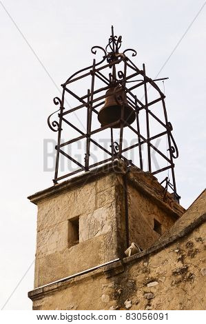 Gigondas Church Belfry