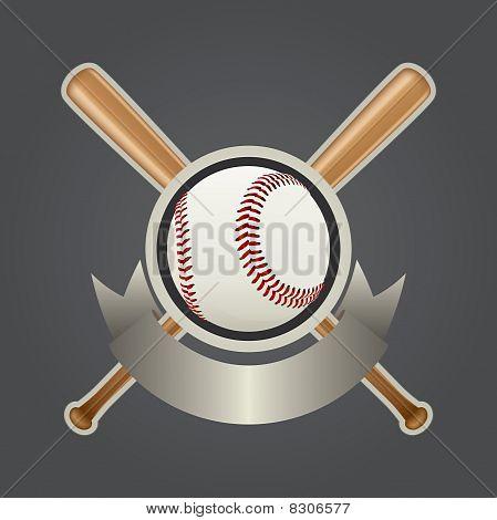 Baseball Design Element Set 2.eps