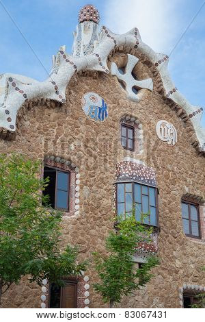 Gingerbread House of Gaudi