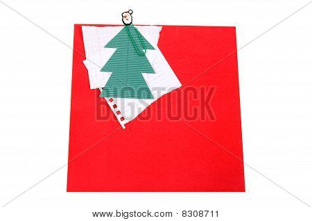 Red Card For Christmas