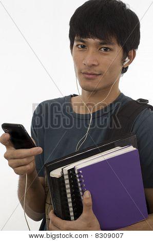Asian Teenager