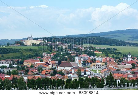Town In Slovakia.