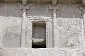picture of xerxes  - Tomb of Darius - JPG