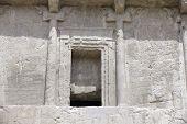 stock photo of xerxes  - Tomb of Darius - JPG