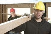 stock photo of carpenter  - carpenter photo  - JPG