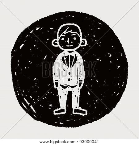 Bridegroom Doodle