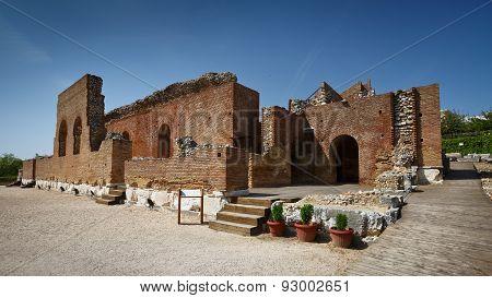 Roman Odeon.