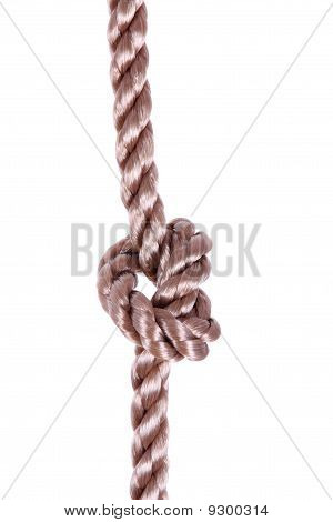 Rope with tie