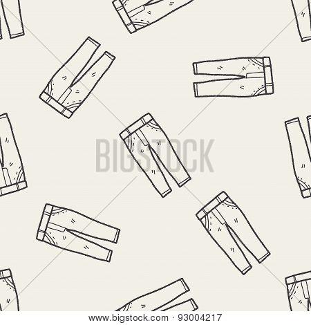 Jeans Doodle