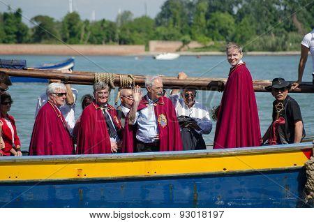Religious Officials, Venice Festival