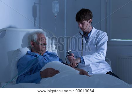 Physician And Blood Pressure