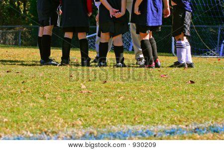 Fútbol Huddle