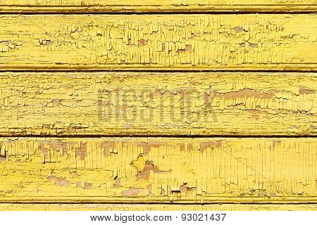 The Texture Of Wooden Wall