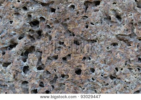 Ancient Rock Surface Texture / Pattern