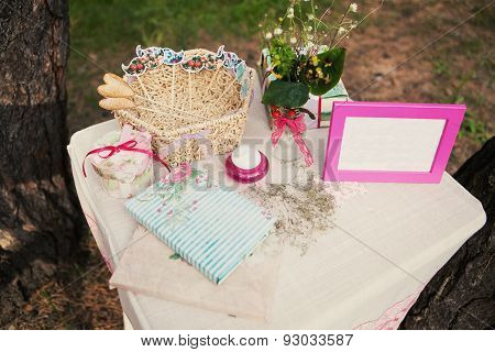 Table Outdoors