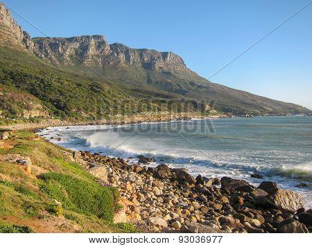 Table Mountain Coast Line