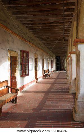 Mission Portico