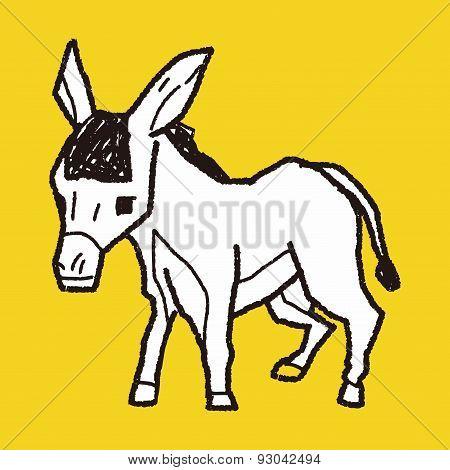 Donkey Doodle