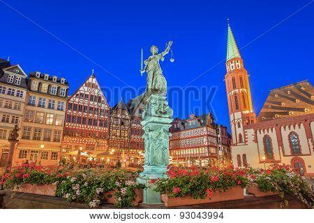Romer - Frankfurt - Germany