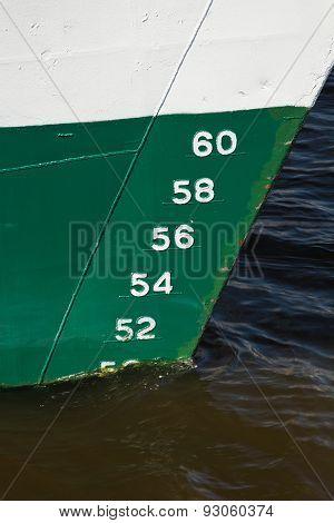 Waterline On The Hull