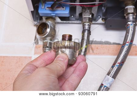 Maintenance Of Gas Water Heater
