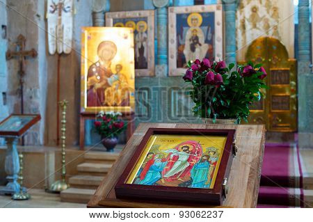 Georgia Church Altar