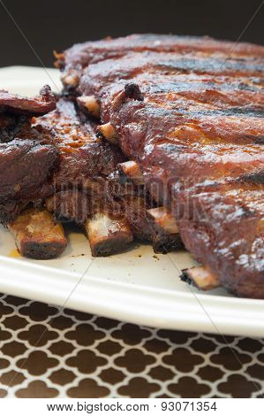 Slow Cooked Pork Ribs