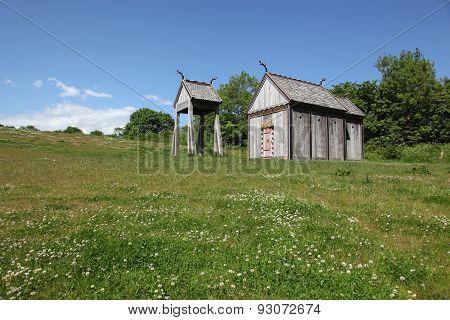 Moesgaard viking church