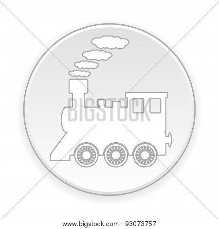 Locomotive Button.
