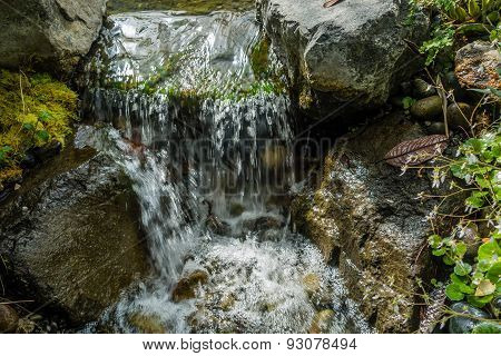 Fresh Running Water