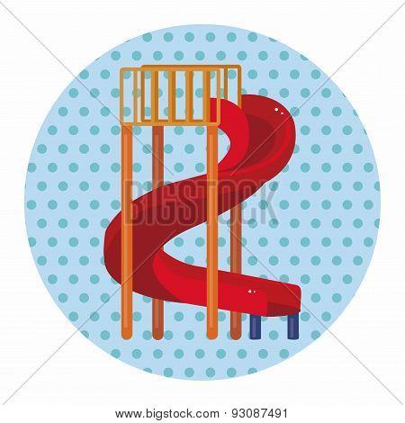 Playground Slide Theme Elements