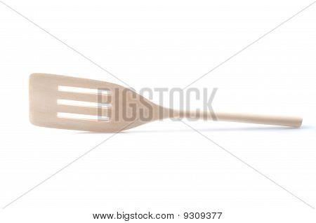 Wooden Kitchen Shovel
