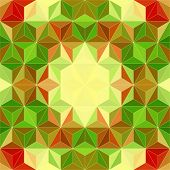 image of psychedelic  - Vector Abstract Modern Psychedelic Pattern - JPG