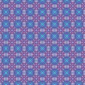 foto of kaleidoscope  - Seamless pattern with abstract motif like a kaleidoscope - JPG