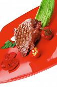 stock photo of red meat  - meat savory  - JPG