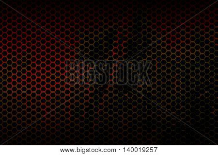 black red and rust metallic mesh background texture.