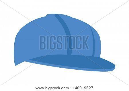 Baseball cap vector illustration.