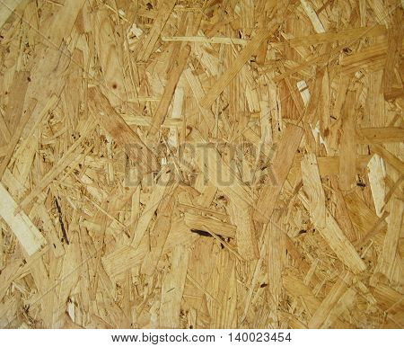 Wood pieces texture light brown yellow background