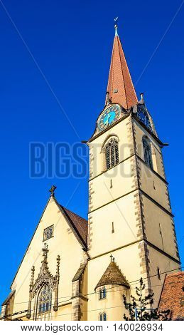 Heiliggeistkirche, a Roman Catholic church in Basel - Switzerland