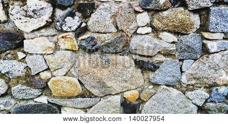 smooth rock ,granite ,black stone ,white stone and concrete