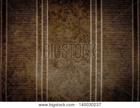 finely woven tapestry background fabric in olive green