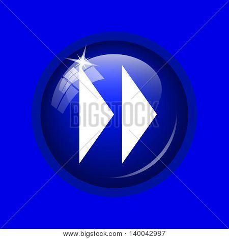 Fast Forward Sign Icon
